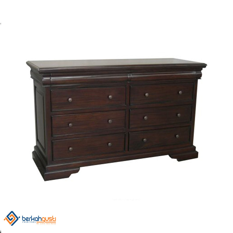 Cabinet - Cabinet Wide 8 Drawer