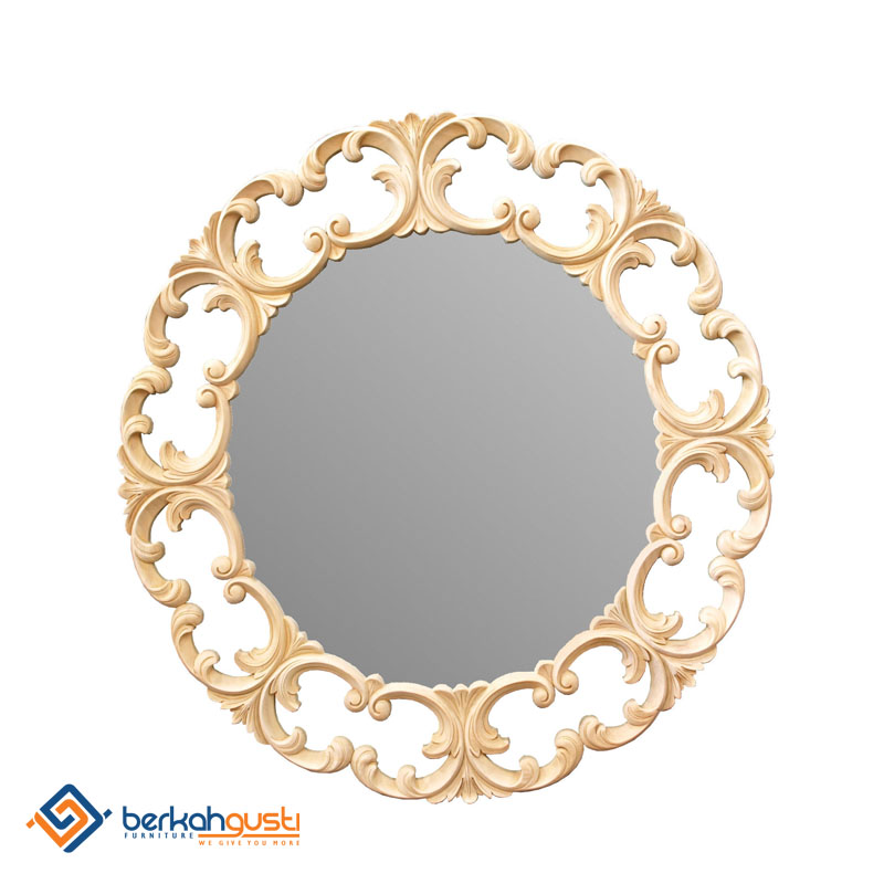 Mirror Frame - Mirror Frame Ceiling Carved