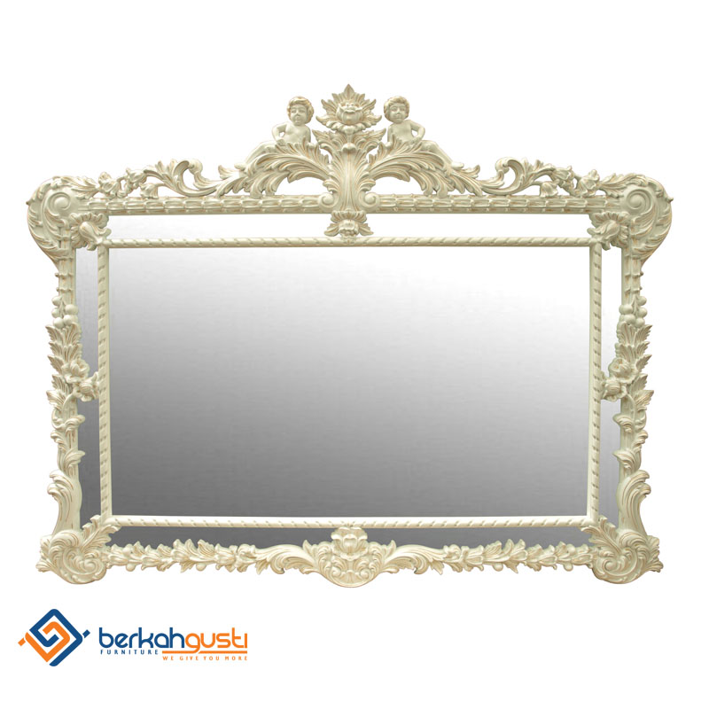 Mirror Frame - Ornette Wall Carved