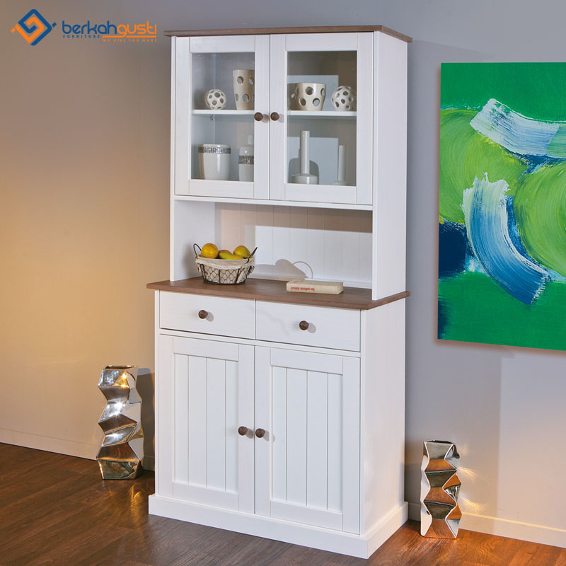 Display Cabinet - Willow