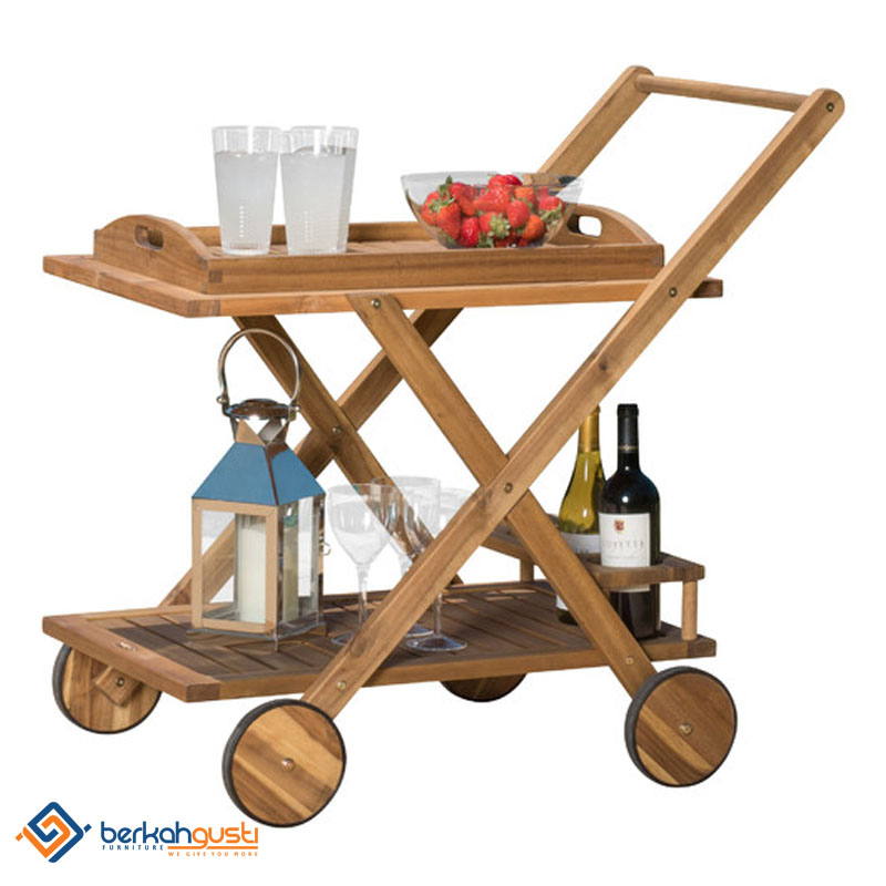 Garden Trolly - Model IX