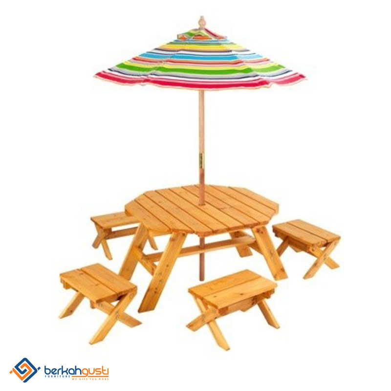 Umbrella Table - Model V