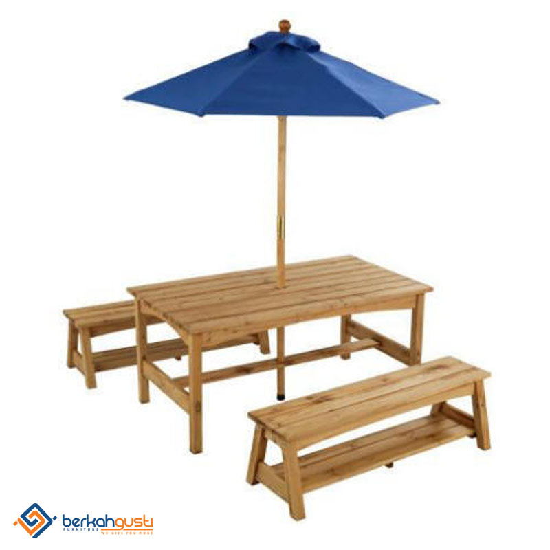 Umbrella Table - Model VII