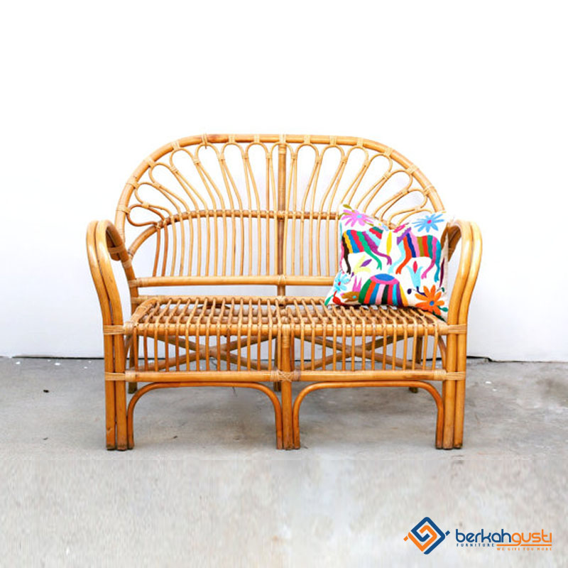 Rattan Bench - Ione