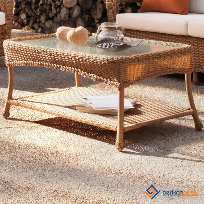 Table - Gissel Coffee Table Brown
