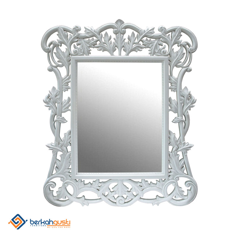 Mirror Frame - Mirror Frame Thiny Carved