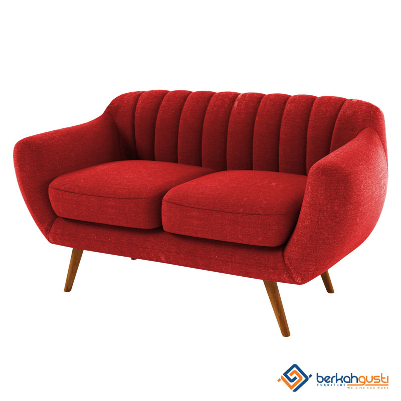 Sofa - Sofa Custom Emilio 2 Seater