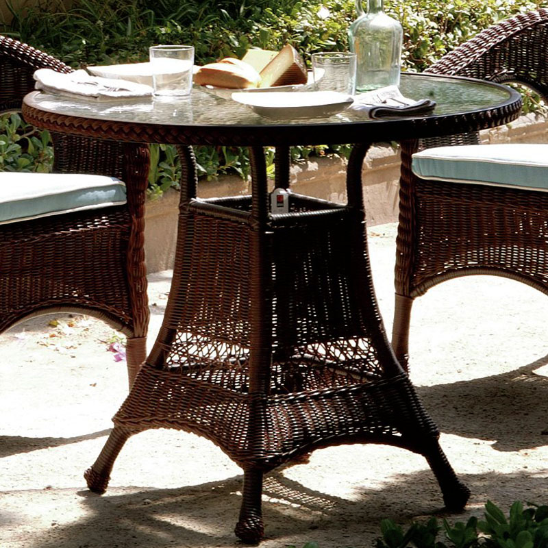 Rattan Table - Gissel Dining Table